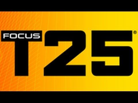 ▶ Focus T25 Workout - Just 25 Minutes a Day - Try it Now! - YouTube