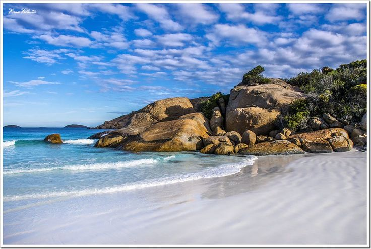 The Beaches of Esperance