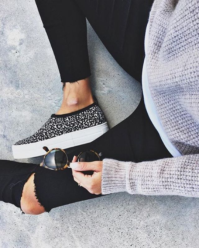 Sneakers and sunnies complete your look. // Follow @ShopStyle on Instagram to…