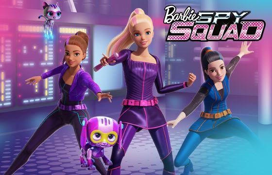 Barbie – morsomme spill for jenter, videoer og aktiviteter