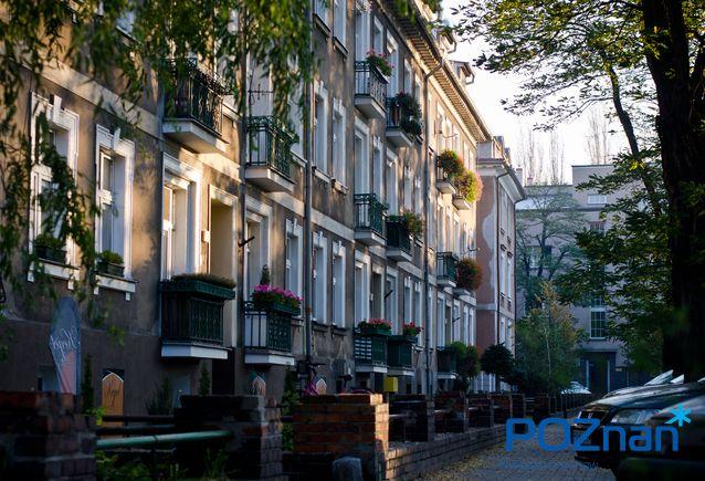 [fot. I. Mazurek] #poznan