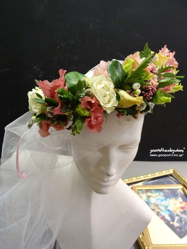extravagant flower crown_ τολμήστε με ένα στεφανάκι από λουλούδια!
