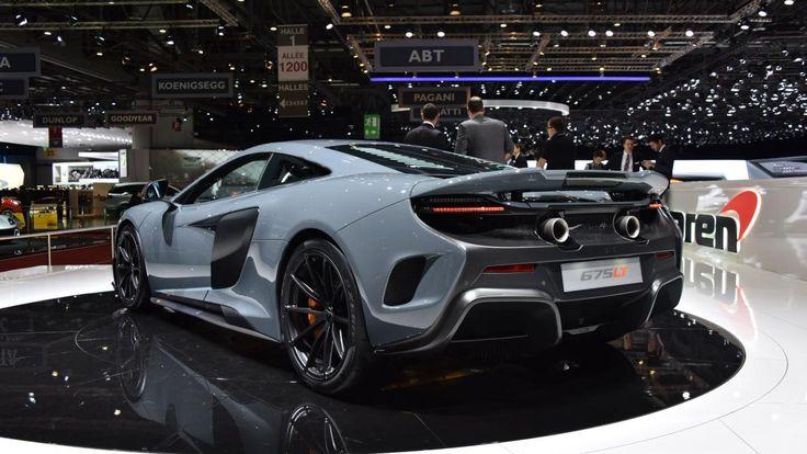 McLaren 675LT will get 500-car production run, cost $349,500