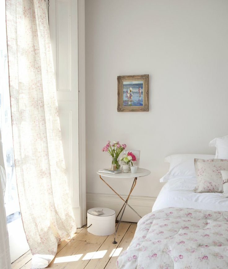 Curtains & Eiderdown by Peony & Sage