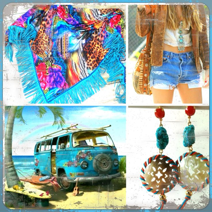 Love turquoise...