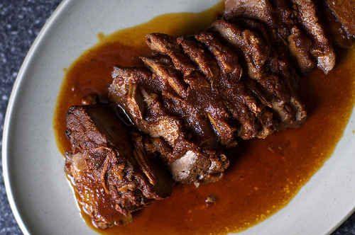 ashkenazi rosh hashanah dinner