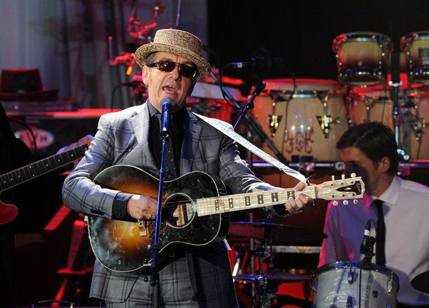 Elvis Costello and his 690-song arsenal come to Playhouse Square for a solo tour stop on Monday