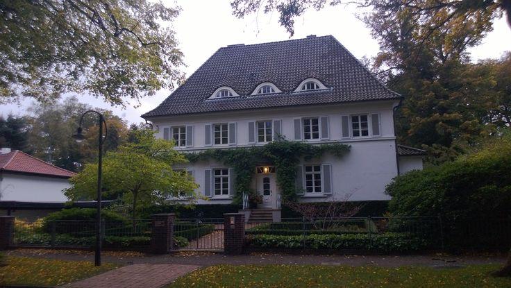 Somewhere near Rhododendron Park, Bremen