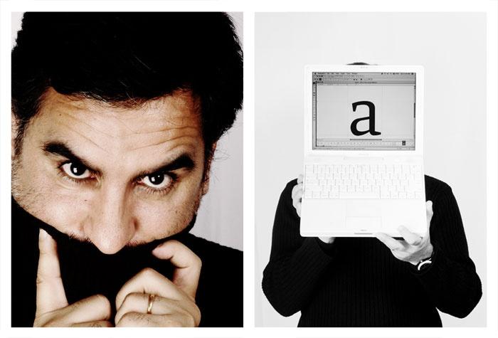 Pablo Cosgaya - Typographer