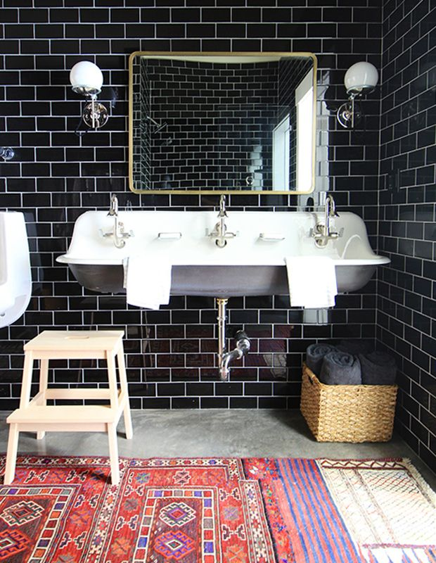 This One Thing Will Add Style To Your Bathroom Concrete Floor