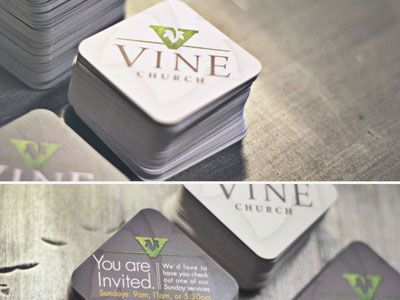 Vine Church Branding