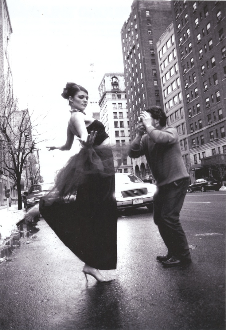 Dancing the streets of NYC. @sroakes