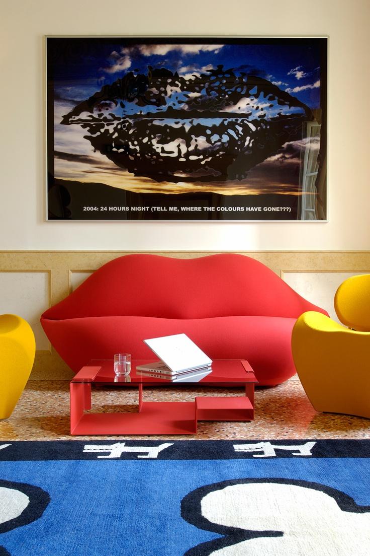 Byblos Art Hotel Villa Amistà: el museo de Byblos