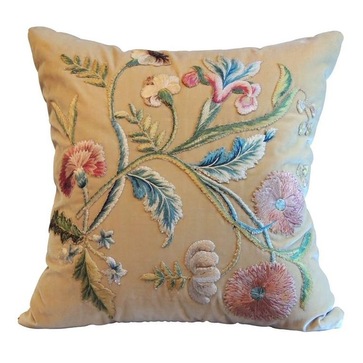 Best ideas about crewel embroidery on pinterest