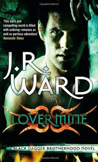 "Darkest Sins: ""Lover Mine"" by J.R. Ward (click to read my review)"