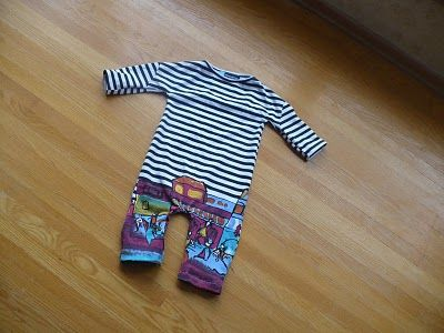 Life on Willowdale: Romper/Sleeper Tutorial: A No Snap Solution ►