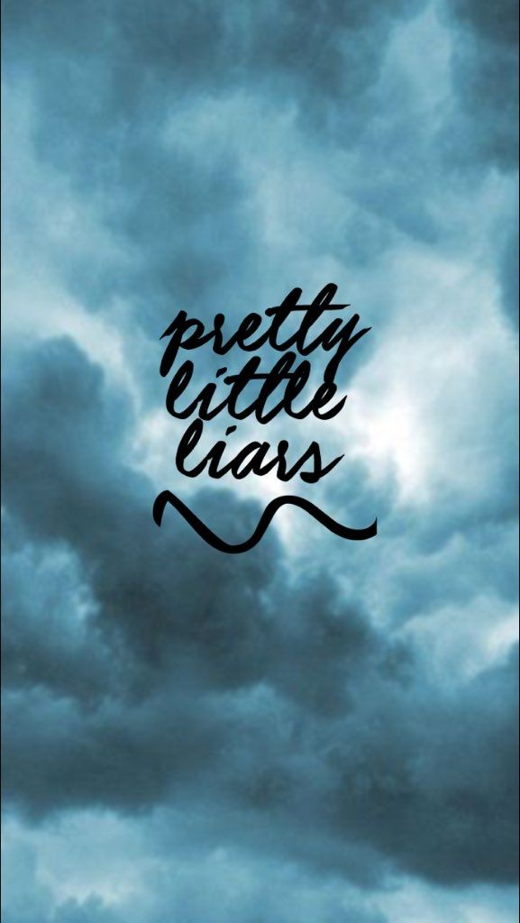 Wallpaper Lockscreen Pll (Pretty Little Liars)