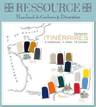 nouvelle collection de peinture Ressource