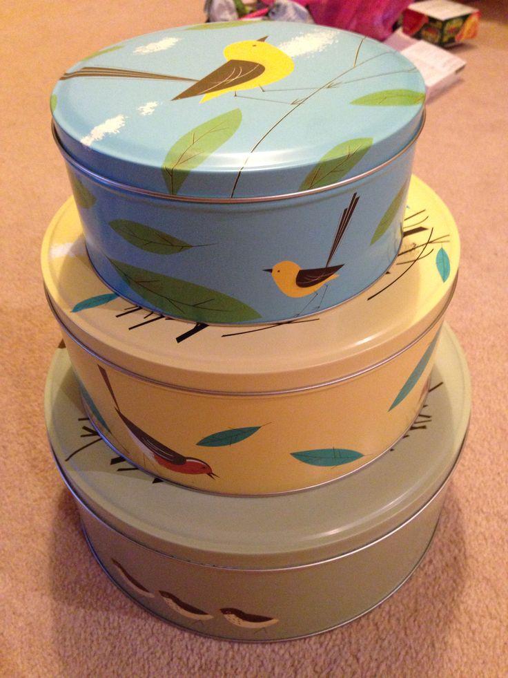 Sainsburys Cake Tins