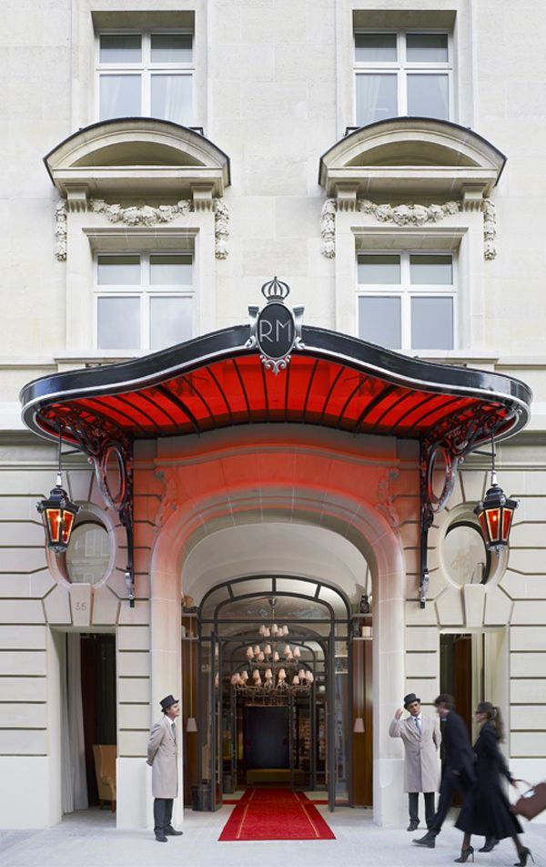 One of the most prestigious Parisian Hotels,  Le Royal Monceau – Raffles Paris has been completely transformed by designer Philippe Starck. Making the the first hotel in a new generation of Parisian palaces.: Philippe Starck, Monceau Raffle, Raffles Paris, Royals Monceau, Paris Hotels, Le Royals, Luxury Hotels, Monceau Hotels, Raffle Paris