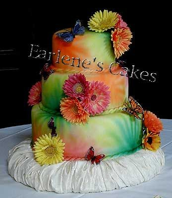 Tie Dyed: Accessories Ideas, Cakes Ideas, Dyes Cakes, Awesome Cakes, Cute Cakes, Cakes Rainbows, Tye Dyes Wedding Cakes, Rainbows Wedding Cakes, Cakes Wedding
