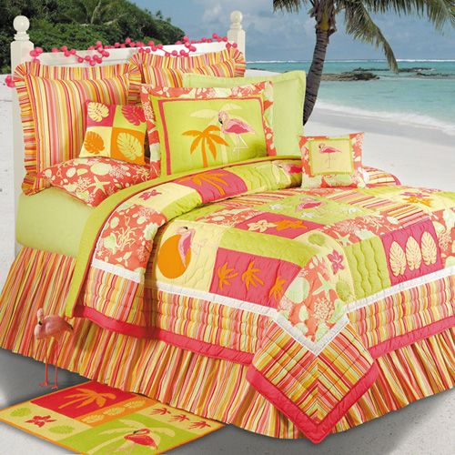 Beach Theme Blanket: 16 Best Images About Beach Bedding On Pinterest
