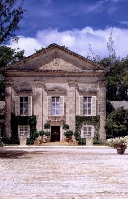 Country Manor House