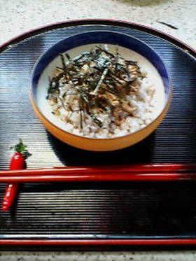 蕎麦の実で作る♪むき蕎麦by山形