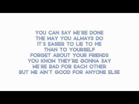 Kenny Chesney - Come Over (Lyrics)