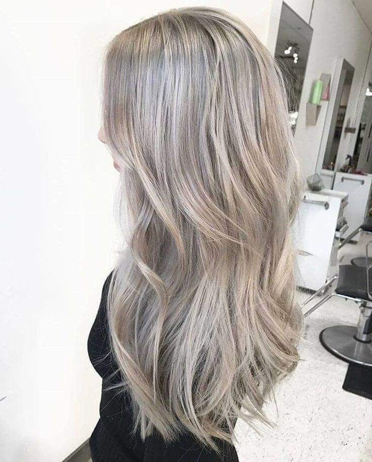 20+ Ash blonde hair color pictures trends