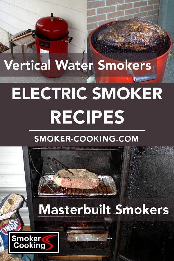 Great Electric Smoker Recipes For Tasty Ribs Turkey Chicken And Salmon In 2020 Smoker Recipes Electric Smoker Recipes Pork Smoker Recipes