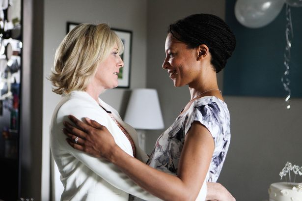 Last Tango audiences loved the understated romance between Caroline and Kate, played by Sarah Lancashire and Nina Sosanya