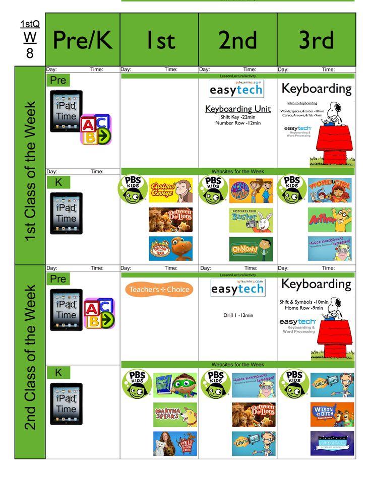 25+ best ideas about Computer class on Pinterest   Keyboard ...