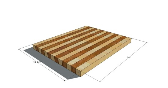 1000 ideas about butcher block cutting board on pinterest