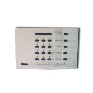 le clavier de commande multifonction d14621 est compatible avec les centrales d alarme daitem. Black Bedroom Furniture Sets. Home Design Ideas