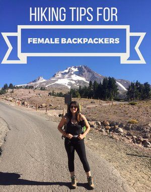 Female Backpackers: What to wear and how to stay clean on your hiking trip!