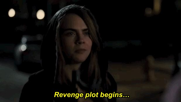 """Everyone Is Swooning Over Cara Delevingne In The First """"Paper Towns"""" Trailer"""