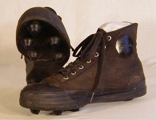 Vintage Football Equipment - Antique Football Equipment
