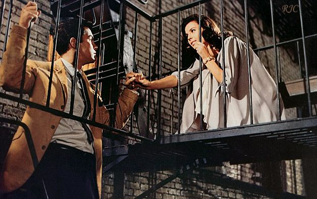 Вестсайдская История. Фильм Роберта Уайза. 1961  -   West Side Story. Film by Robert Wise