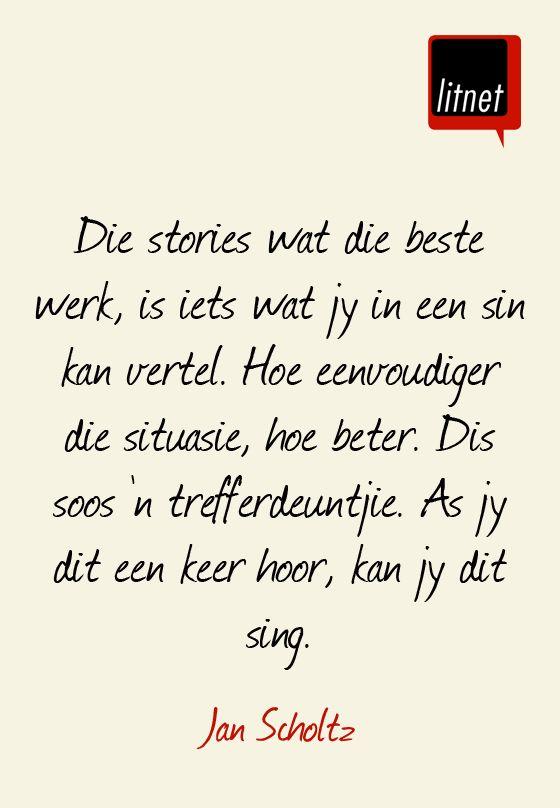 Die storie.....                                                       …