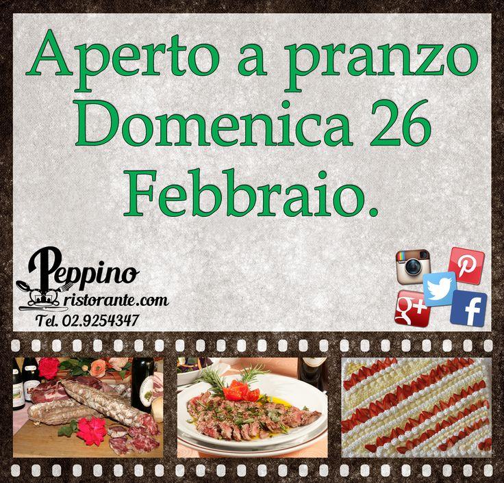Vi aspettiamo!!! #domenica #aperto #carnikmzero #dolcihomemade #saicosamangi #peppinocarugate #carugate #food