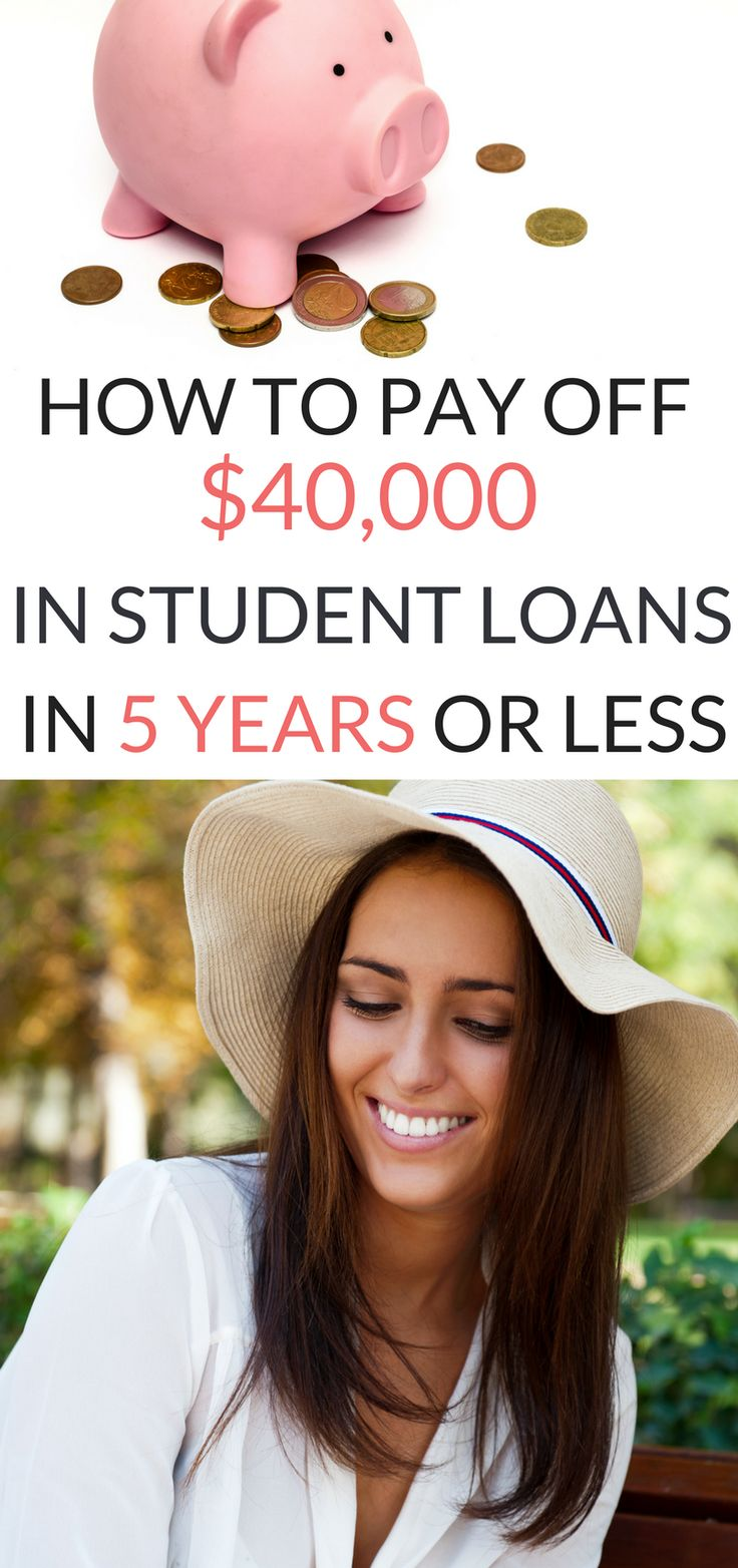 Student loans are a pain, but you don't have to spend the next 20 years dealing with them. Learn how to create a plan to pay off your student loans fast.  how to pay off debt | create a budget | budgeting | free budgeting course | student loan debt | paying off student loan debt