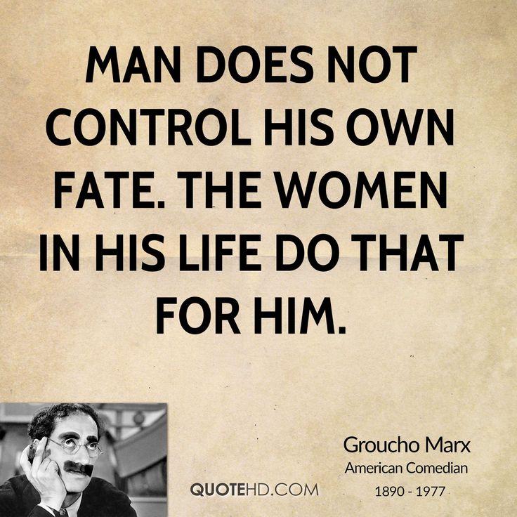 Groucho Marx Women Quotes | QuoteHD