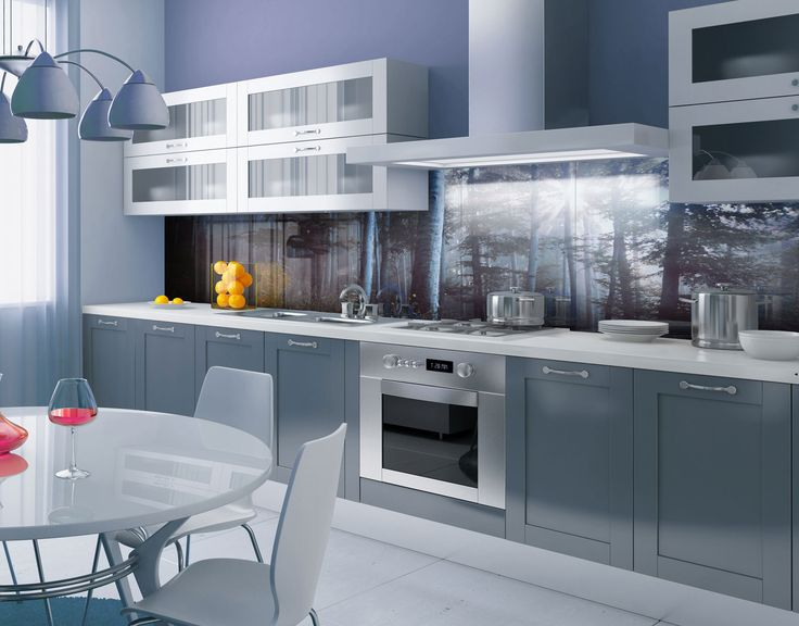 How to order Printed acrylic kitchen splashback panels Using the options above, select or enter the following: Choose which of the panel types you would like your acrylic kitchen splashback manufactured from - 5mm Splash Acrylic™, 5mm Ultra Gloss Acrylic™ or 3mm Ultra