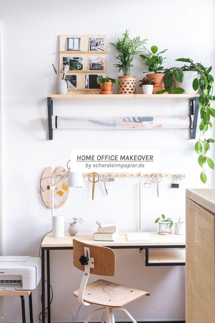 Arbeitszimmer Einrichten Mein Home Office Makeover Arbeitszimmer Einrichten Zimmereinrichtung Und Haus Interieurs