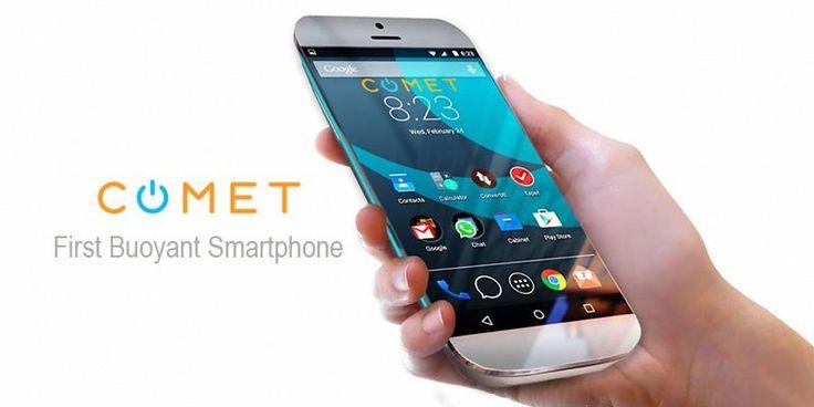comet smartphone