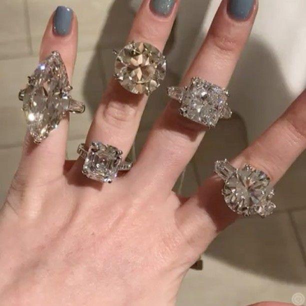 Jihane khammas wedding rings
