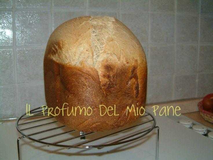 Pan brioche cappuccino con la MDP