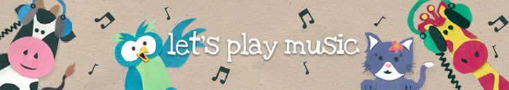 "Website, ""Let's Play Music"" (www.letsplaykidsmusic.com)"
