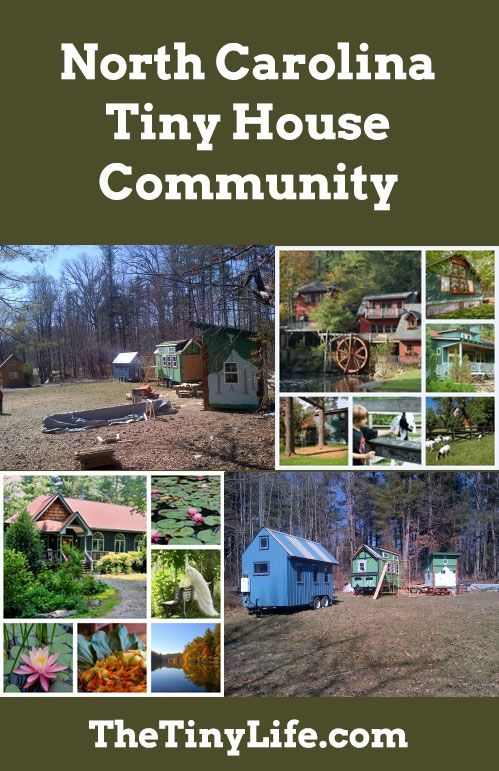 Tiny house communities like The Village of Wildflowers can help you connect with like-minded people.